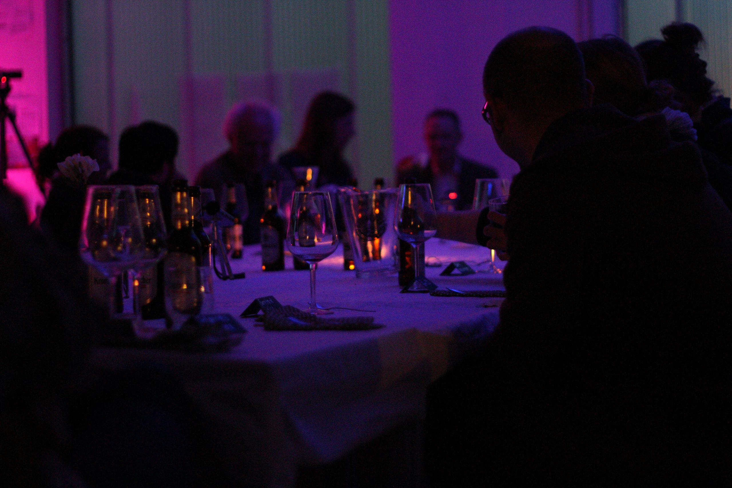 Inga Reimers, Tactfulness: An Experimental Evening on the Non-visual, 2013, Hamburg