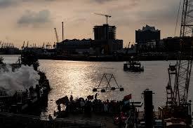 geheimagentur, Free Port Baakenhöft, 2017, Hamburg