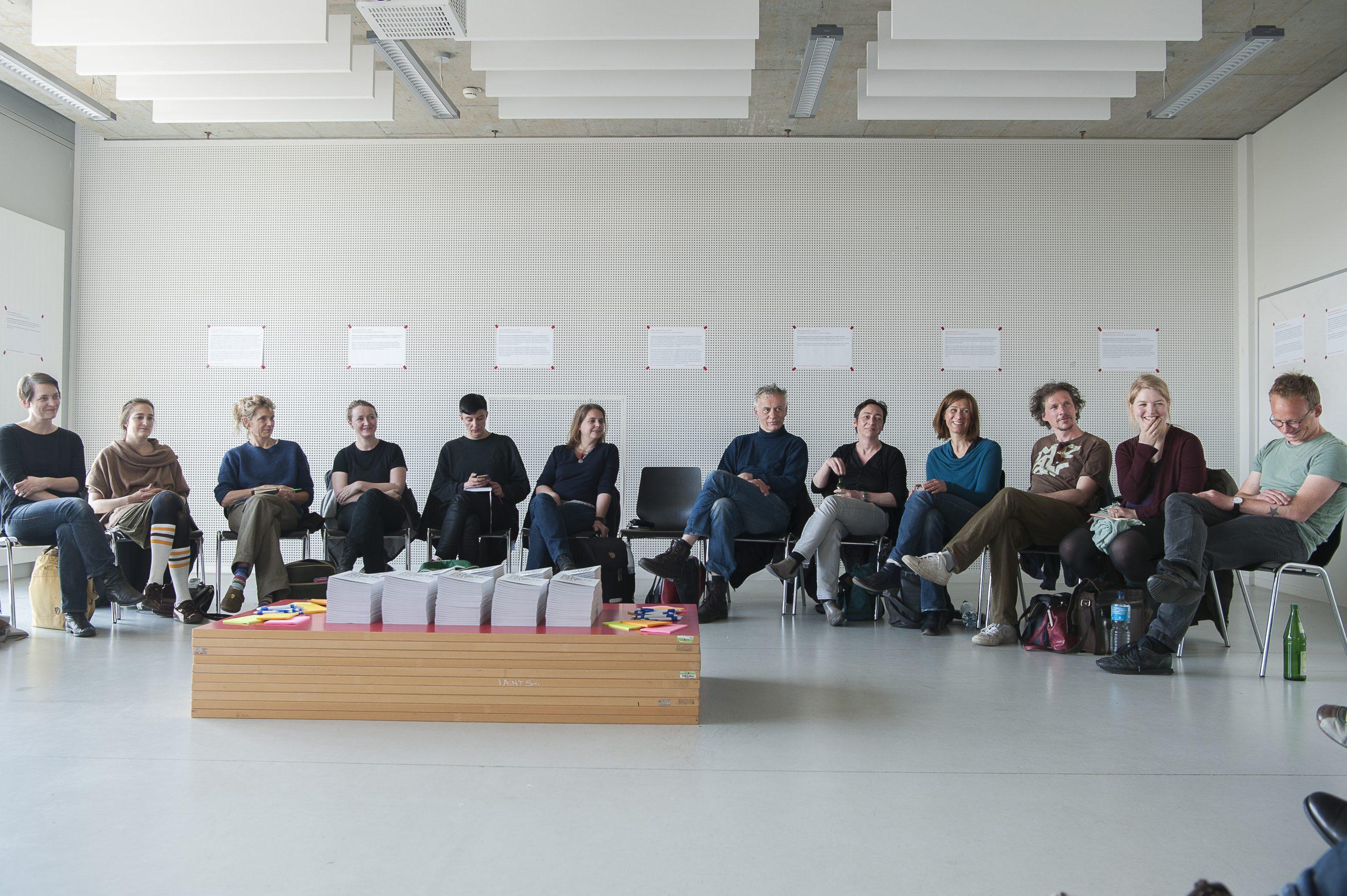 Michael Ziehl, Future Viability through Cooperation: The Renovation of the Gängeviertel/Laboratory Report, 2017, Hamburg