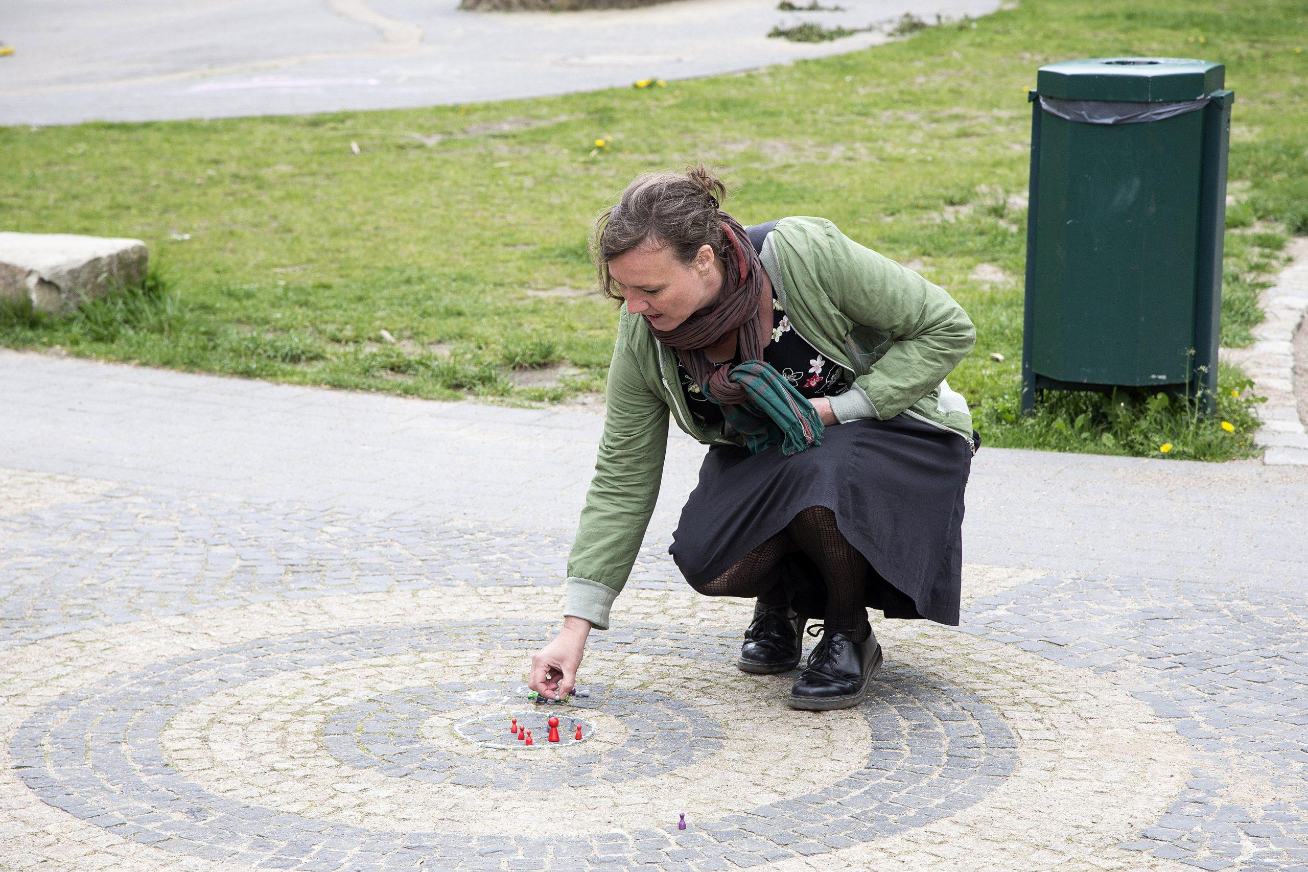 Hilke Marit Berger, Playing Society?, 2013, Hamburg