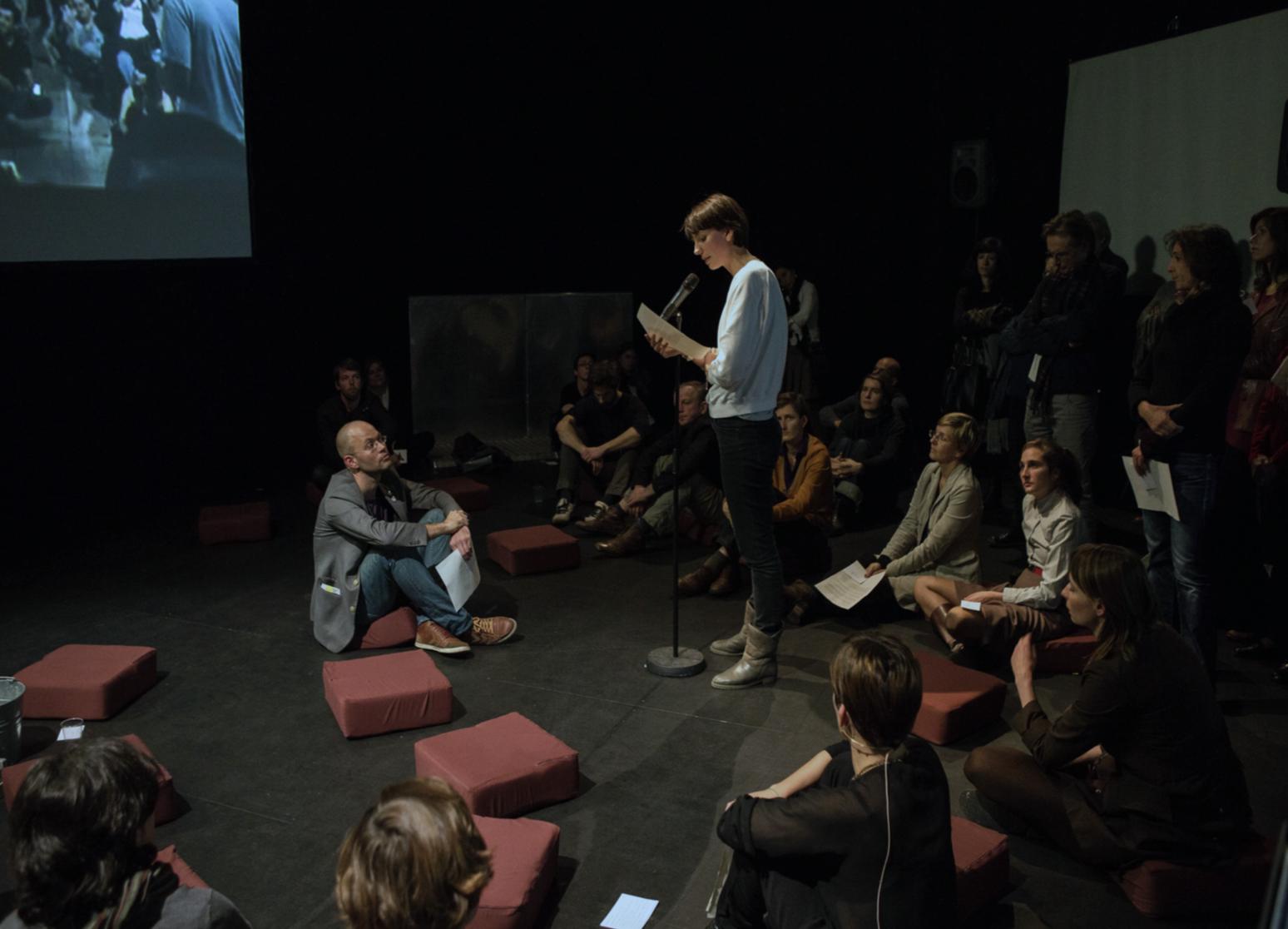 Margarita Tsomou, Waste of History – A Studio Visit, 2013, Hamburg